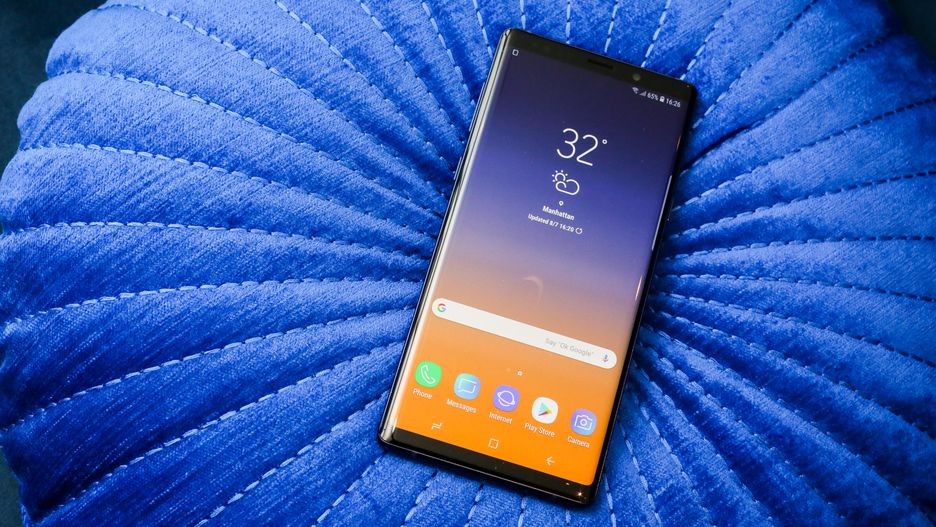 Spécifications Samsung Galaxy Note 9: un bond en avant dans la performance?