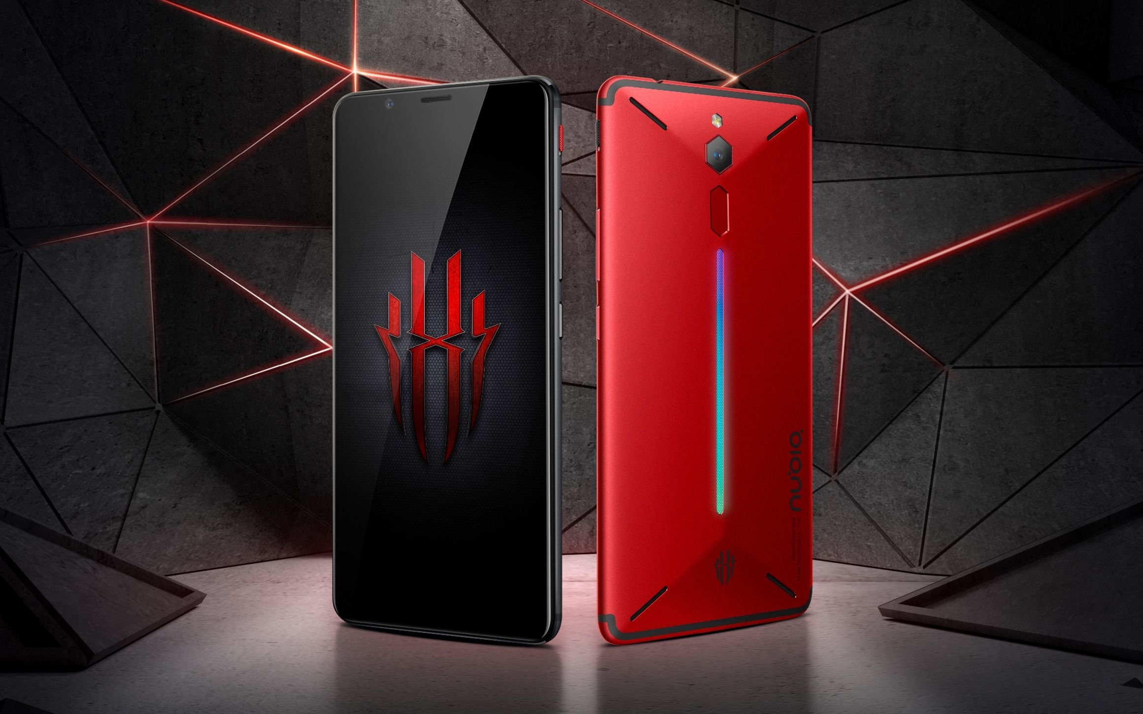 Nubia Red Magic Mars arrive avec un processeur Snapdragon 845 et 10 Go de RAM